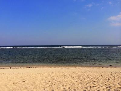 バリ島綺麗なビーチ、パユンビーチ