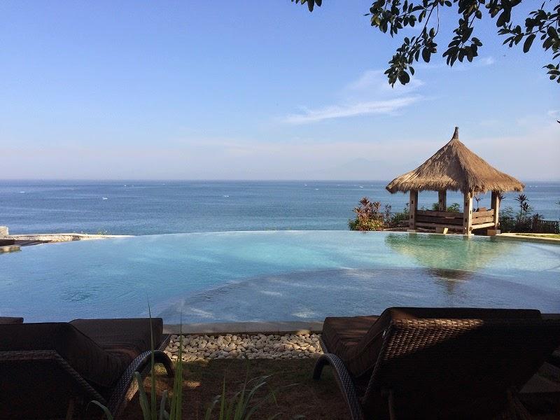 バリ島での一日