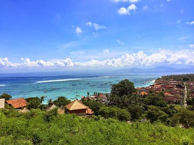 バリ島、レンボンガン島GWの天気