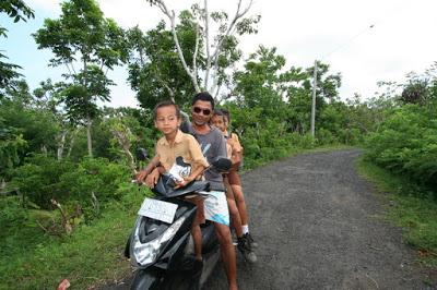 バリ島交通事情