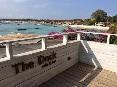 レンボンガン島おすすめカフェ