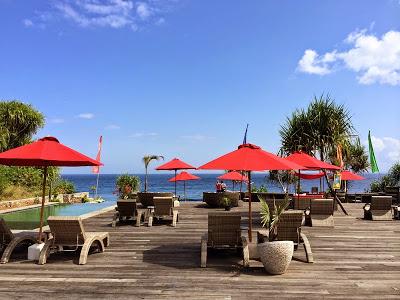 バリ島夏の天気と水温