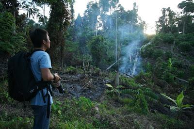 インドネシアの自然問題