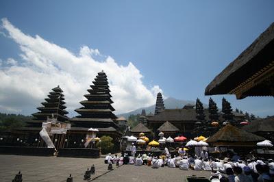 バリ島最も重要な寺院9つ