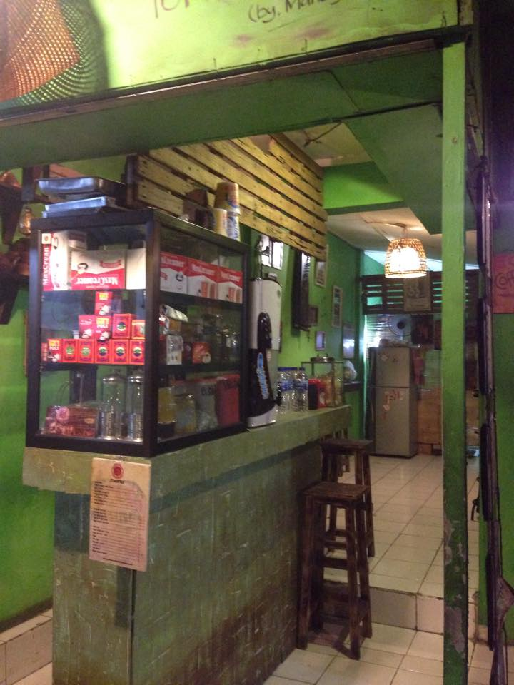 バリ島カフェ