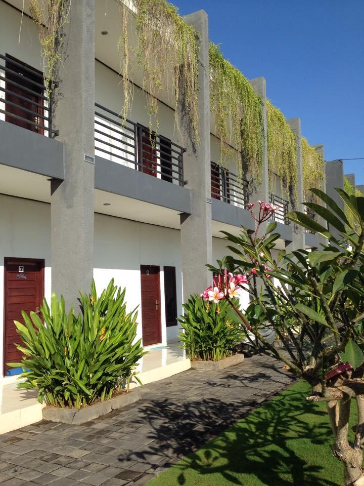 バリ島のアパート