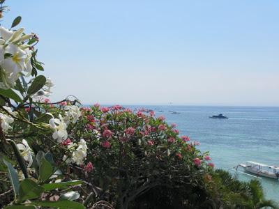 レンボンガン島8月の日記