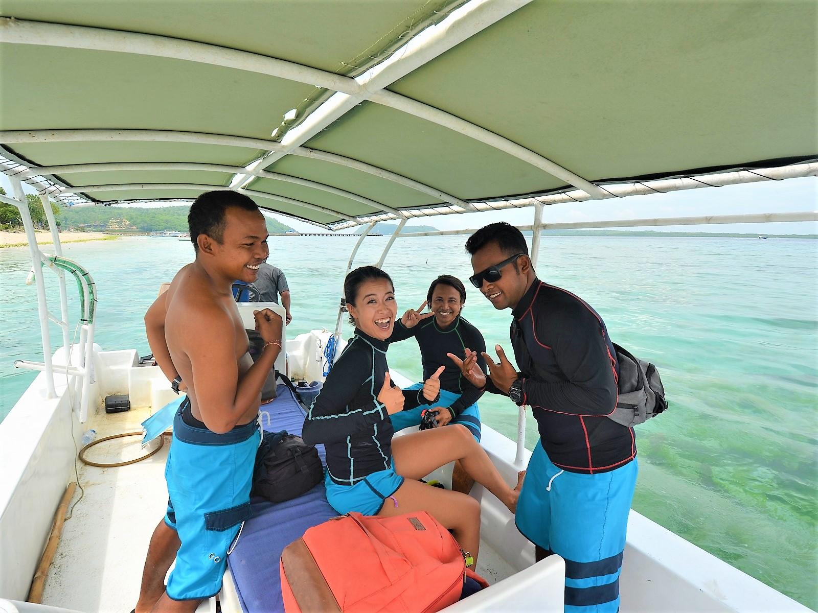 バリ島ドリフトシュノーケリングの魅力と注意点