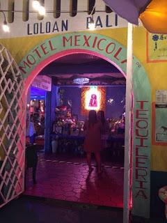バリ島おすすめレストラン、スミニャックのメキシカン