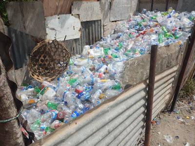 バリ島のゴミ問題