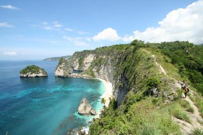 バリ島の離島、ブルーパラダイス・ペニダ島