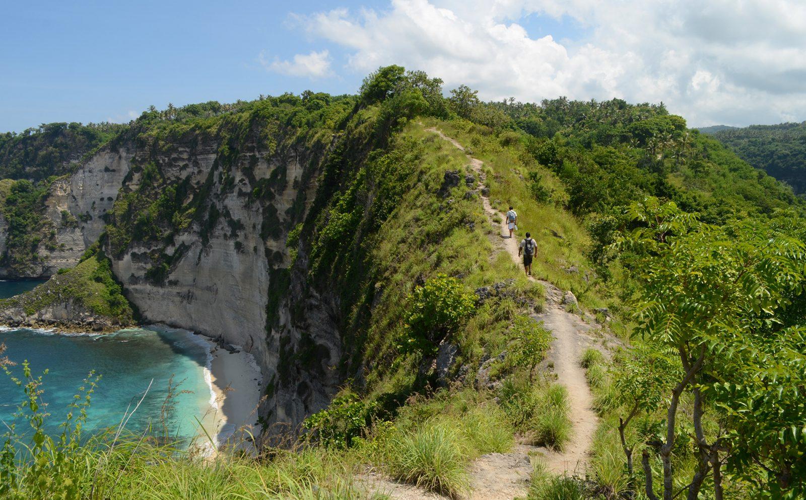 ペニダ島の絶景