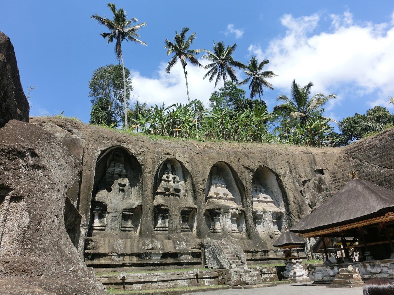 バリ島遺跡