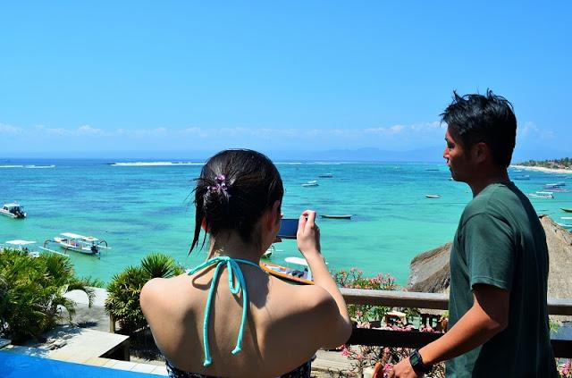 バリ島からレンボンガン島へサーフトリップ