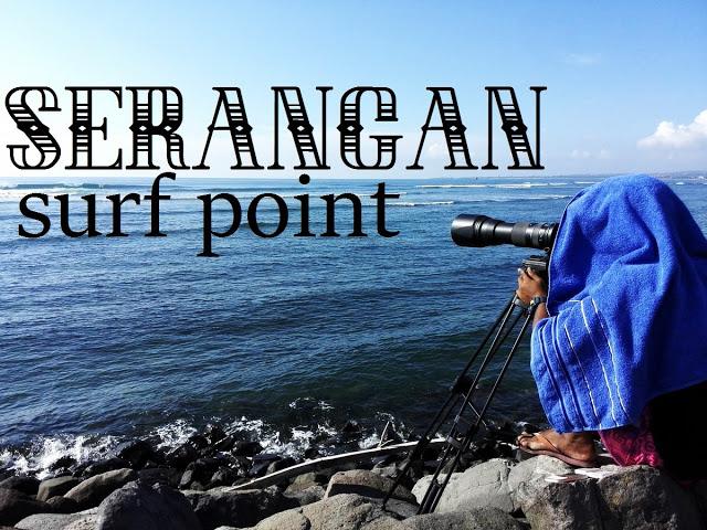 バリ島スランガンサーフポイントの情報