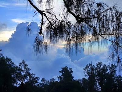 バリ島センガヤン山