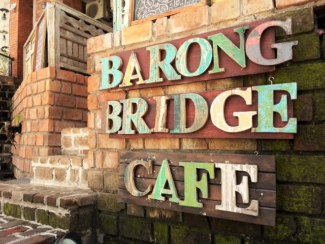 バリ島ウブドのいい感じ空間「バロン・ブリッジ・カフェ」のご紹介