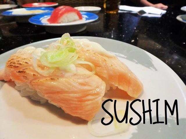 バリ島スミニャックで超人気の回転寿司SUSHIMIの紹介