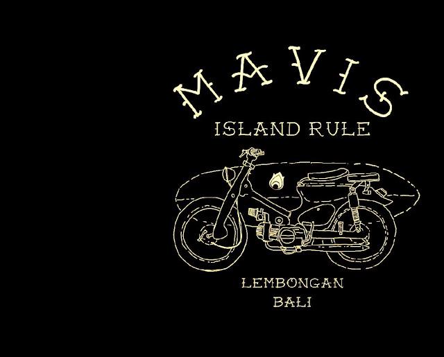 【バリ島土産】レンボンガン島の洗練されたアパレルブランド「MAVIS」