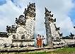 バリ島ランプヤン寺院、ヨガレッスンツアー
