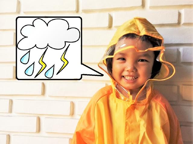 バリ島&レンボンガン島、乾季と雨季の天気予報