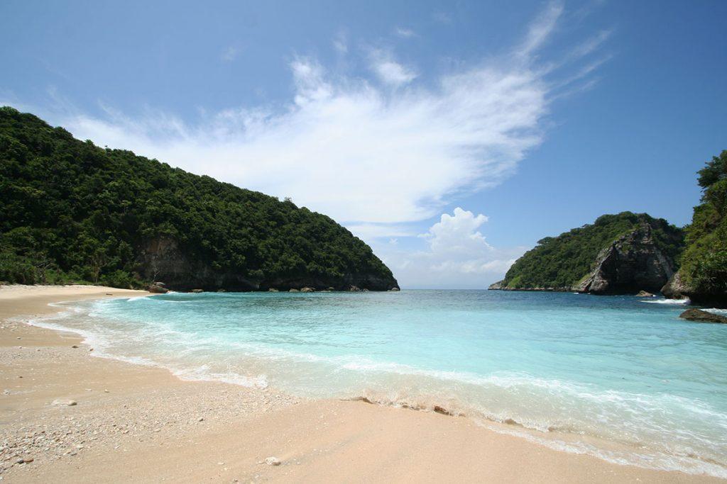 凄く綺麗なアトゥビーチ