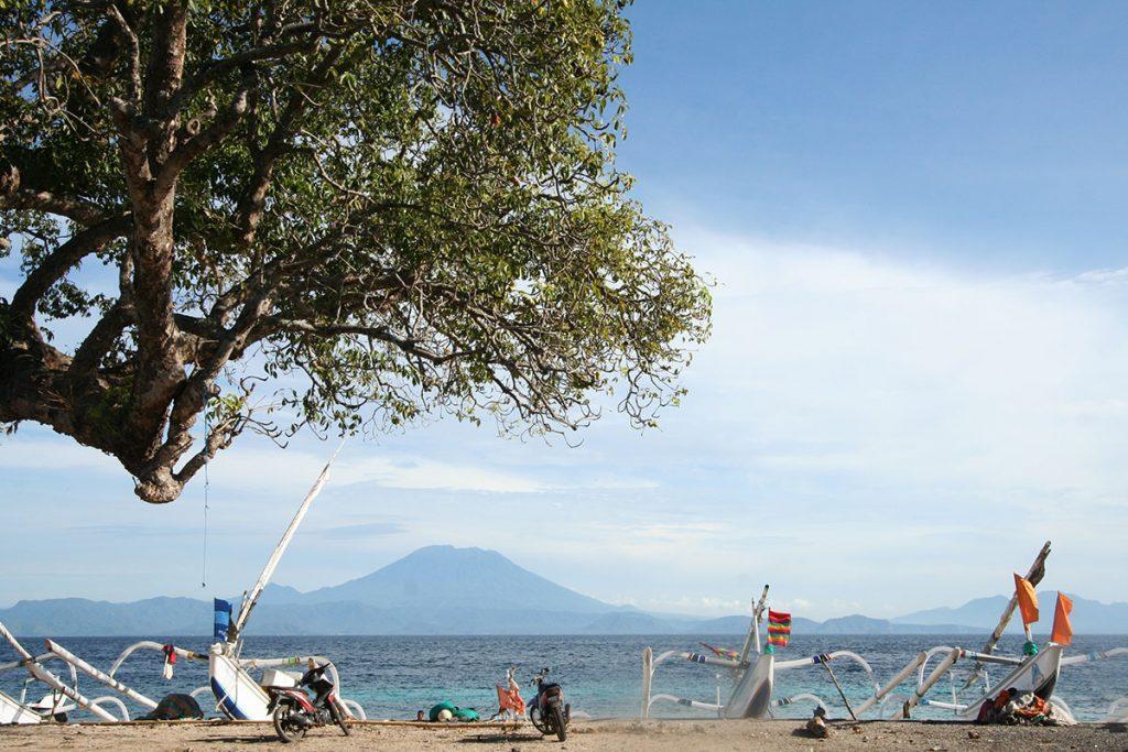 ペニダ島の北側にある、クタンピビーチ