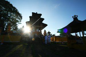 ランプヤン寺院の本殿