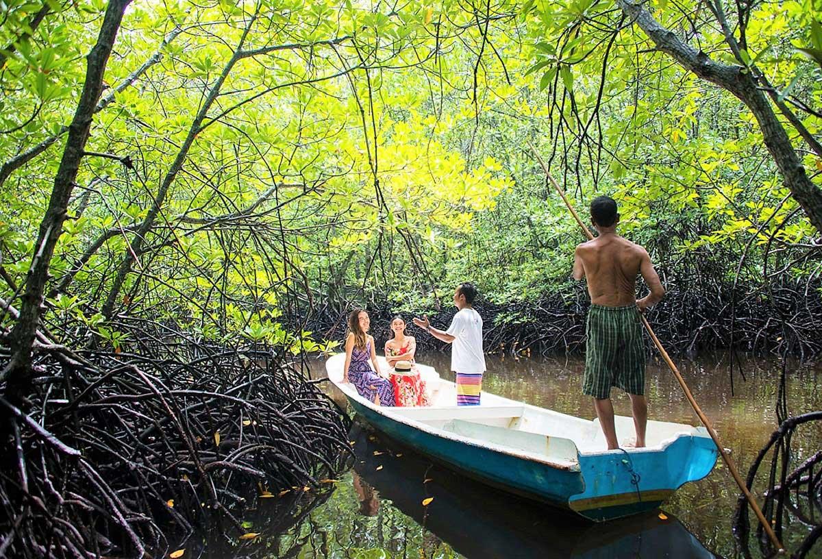 バリ島、レンボンガン島の基本情報