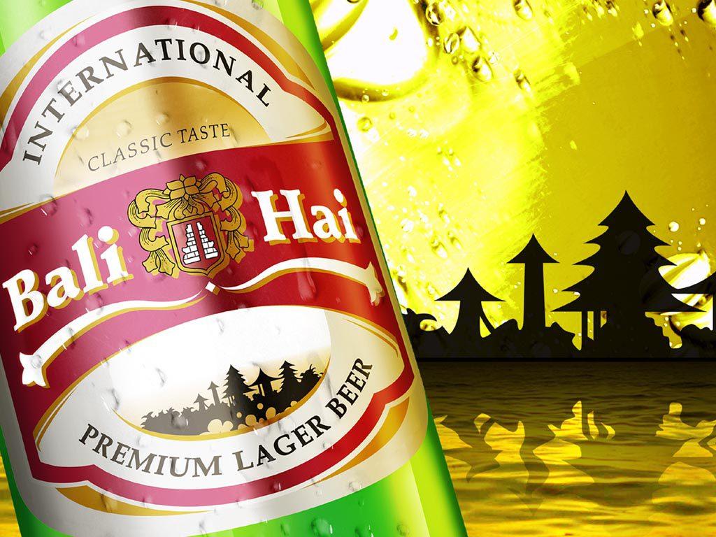 インドネシア・バリ島ビンタンビール