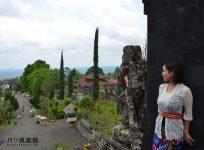 バリ島の総本山、ブサキ寺院