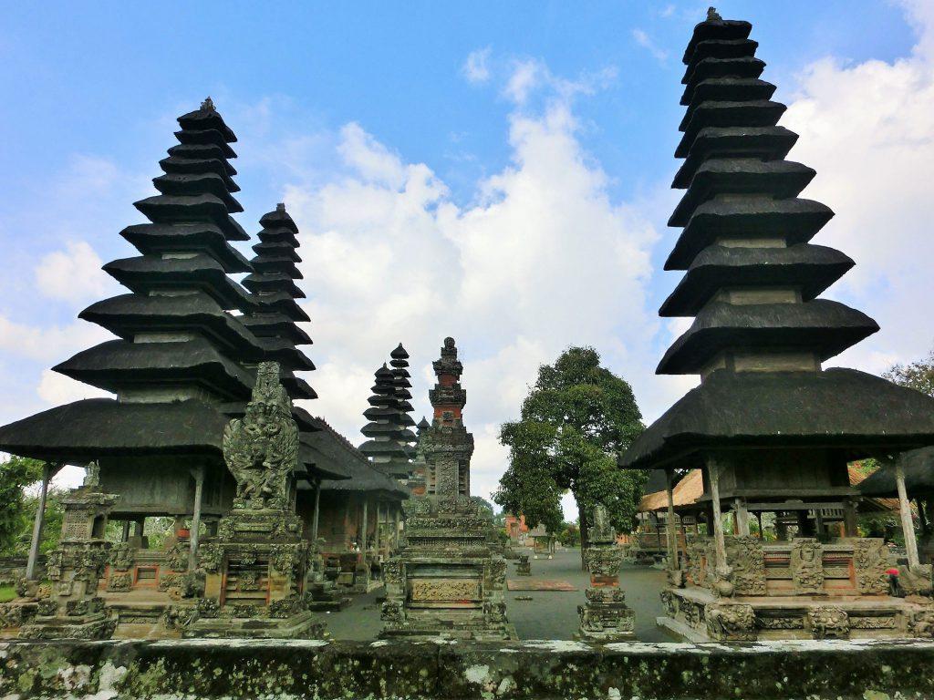 バリ島世界遺産タマンアユン寺院