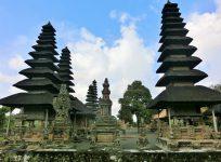 バリ島で一番美しい寺院、タマンアユン寺院