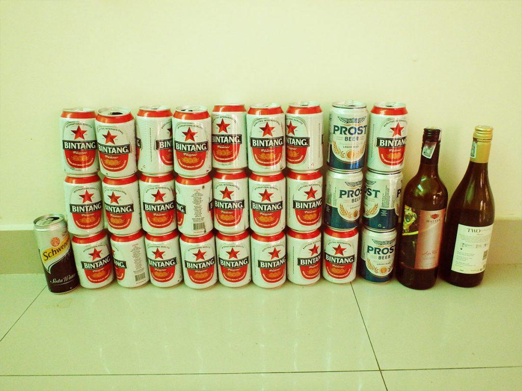 バリ島ビンタンビール
