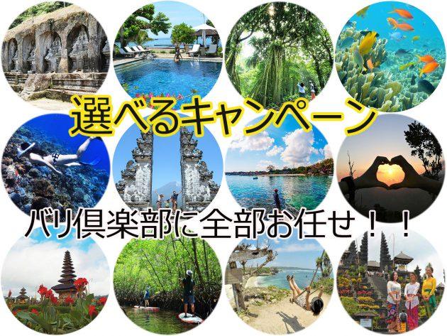 バリ島オプショナルツアー