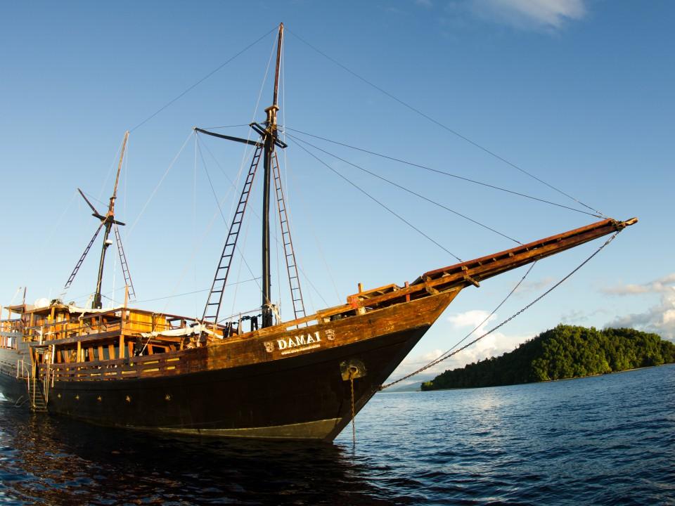 オジエクスプローラ航海の旅