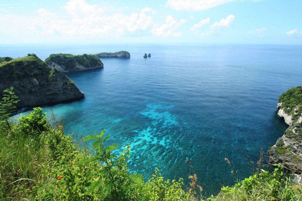 ペニダ島のクリフ