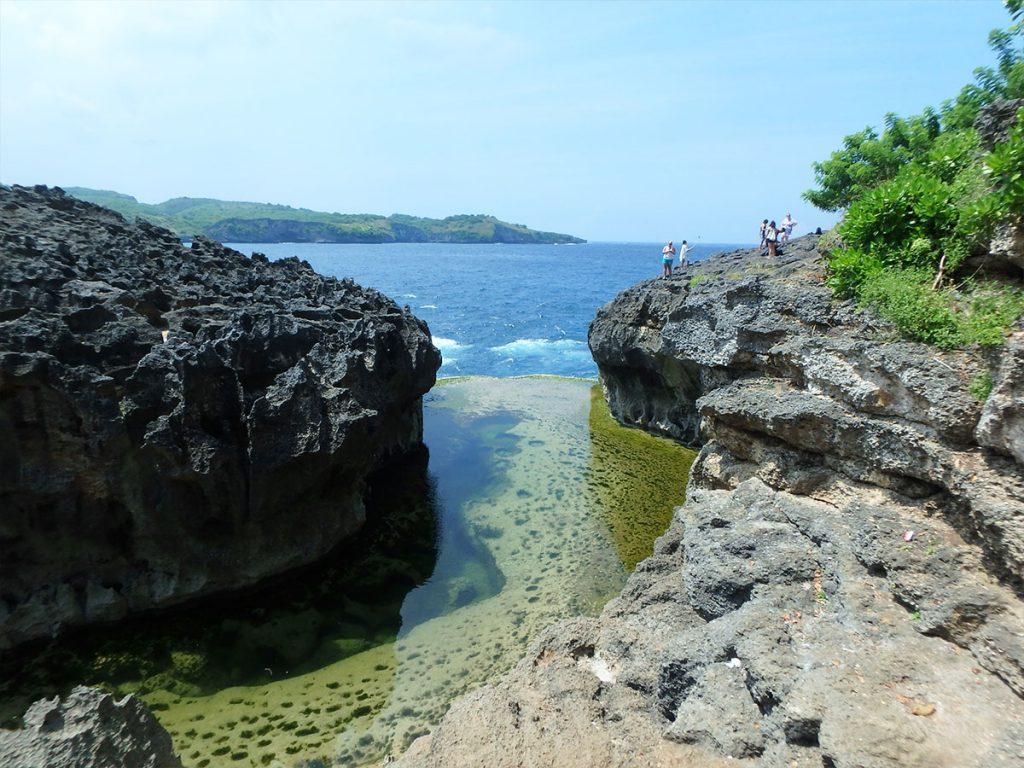 ペニダ島絶景
