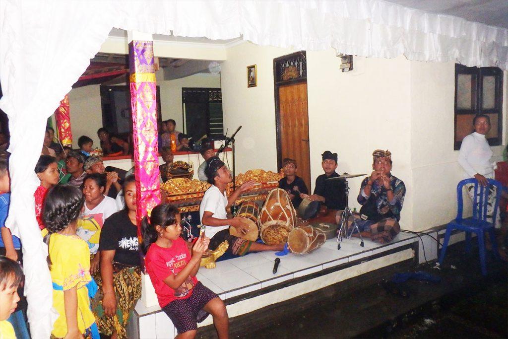 バリ島結婚式