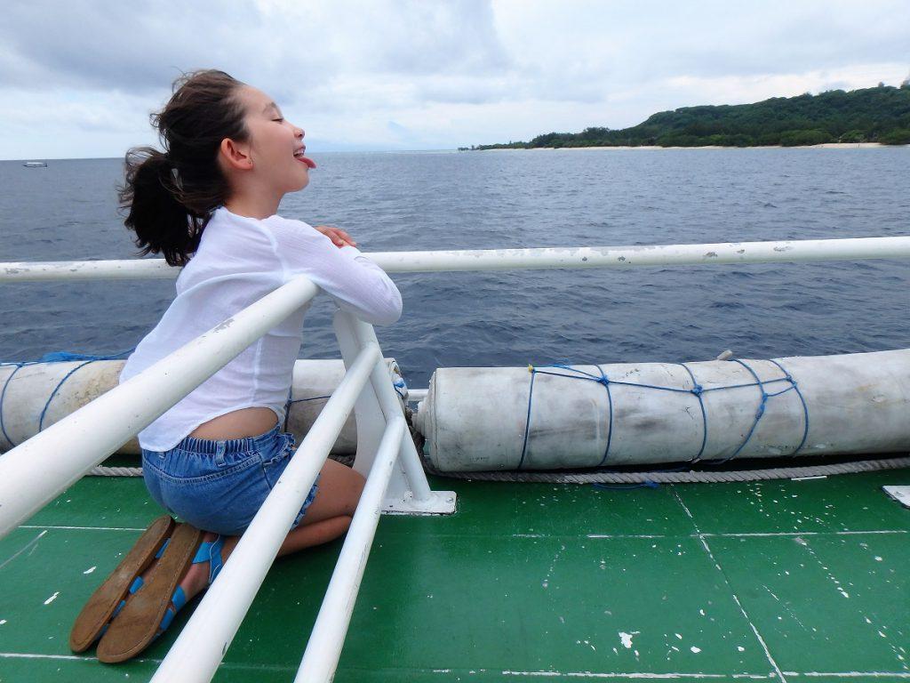 ギリ島宿泊シュノーケリングツアー