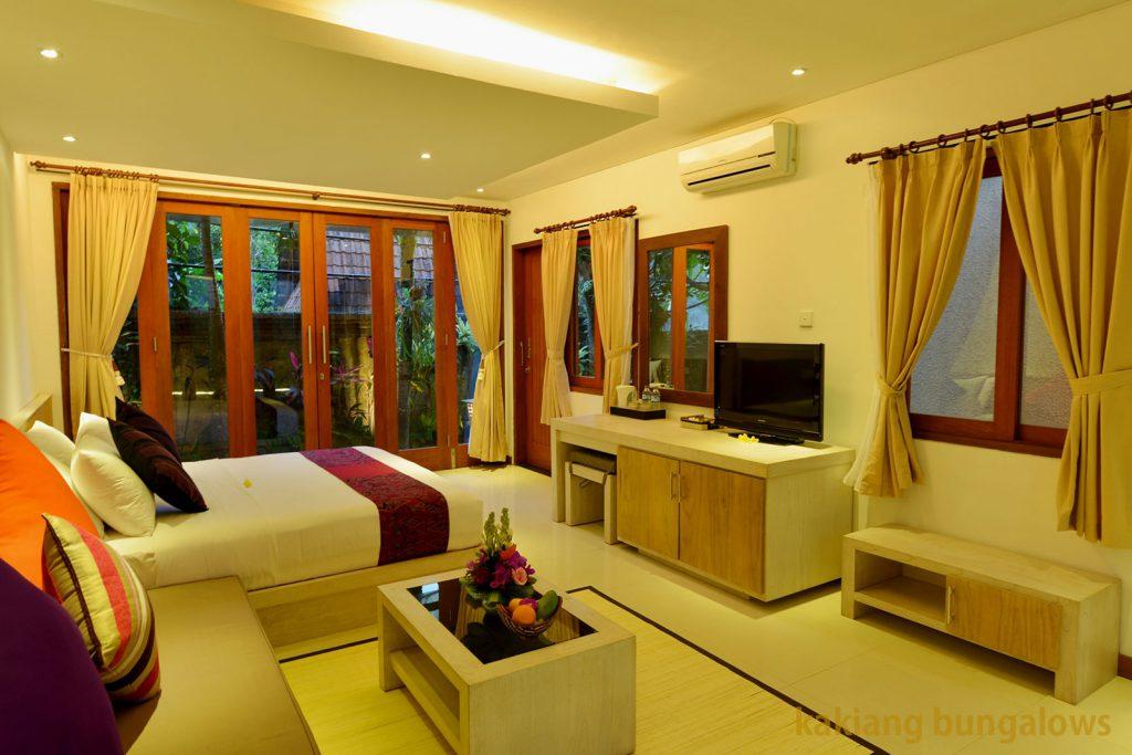 プレミアムルーム、カキアンバンガロー