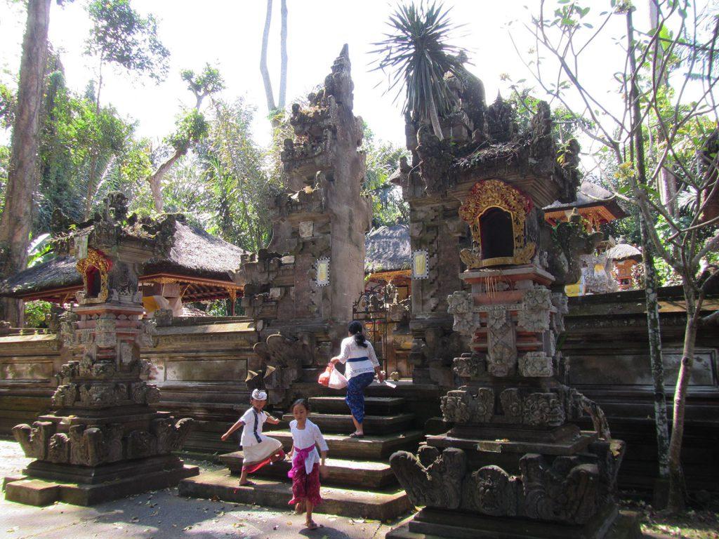 ウブドにあるプチャッパヨガン寺院