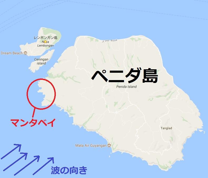 バリ島発、マンタと泳ぐシュノーケリングツアー