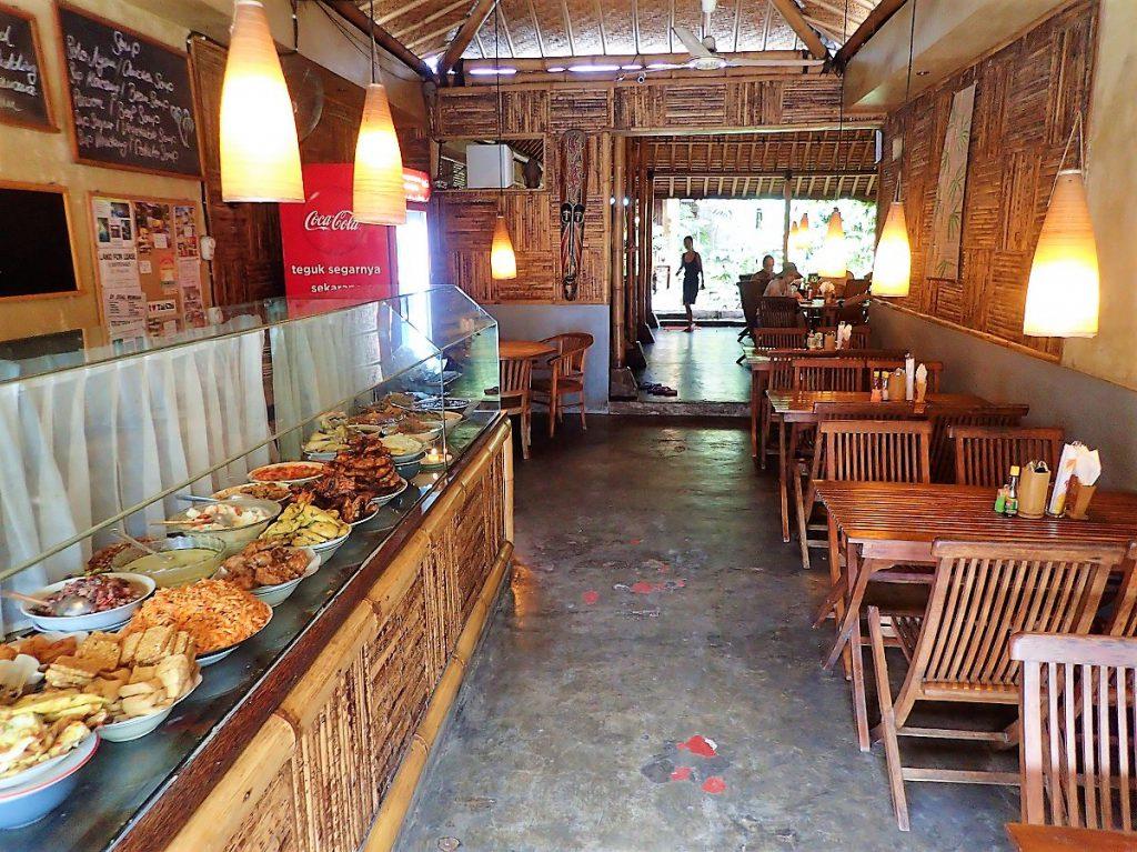 バリ島おすすめワルンとレストラン情報