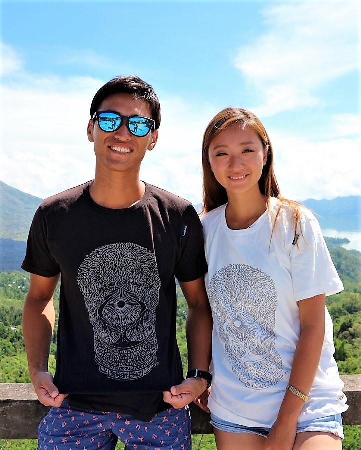 バリ島で人気のお土産オリジナルTシャツ