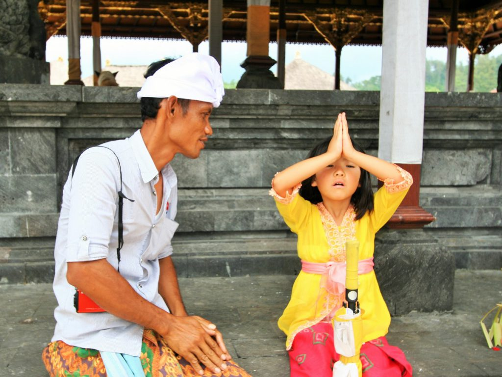 バリ島旅行、言葉の不安と完全日本語対応
