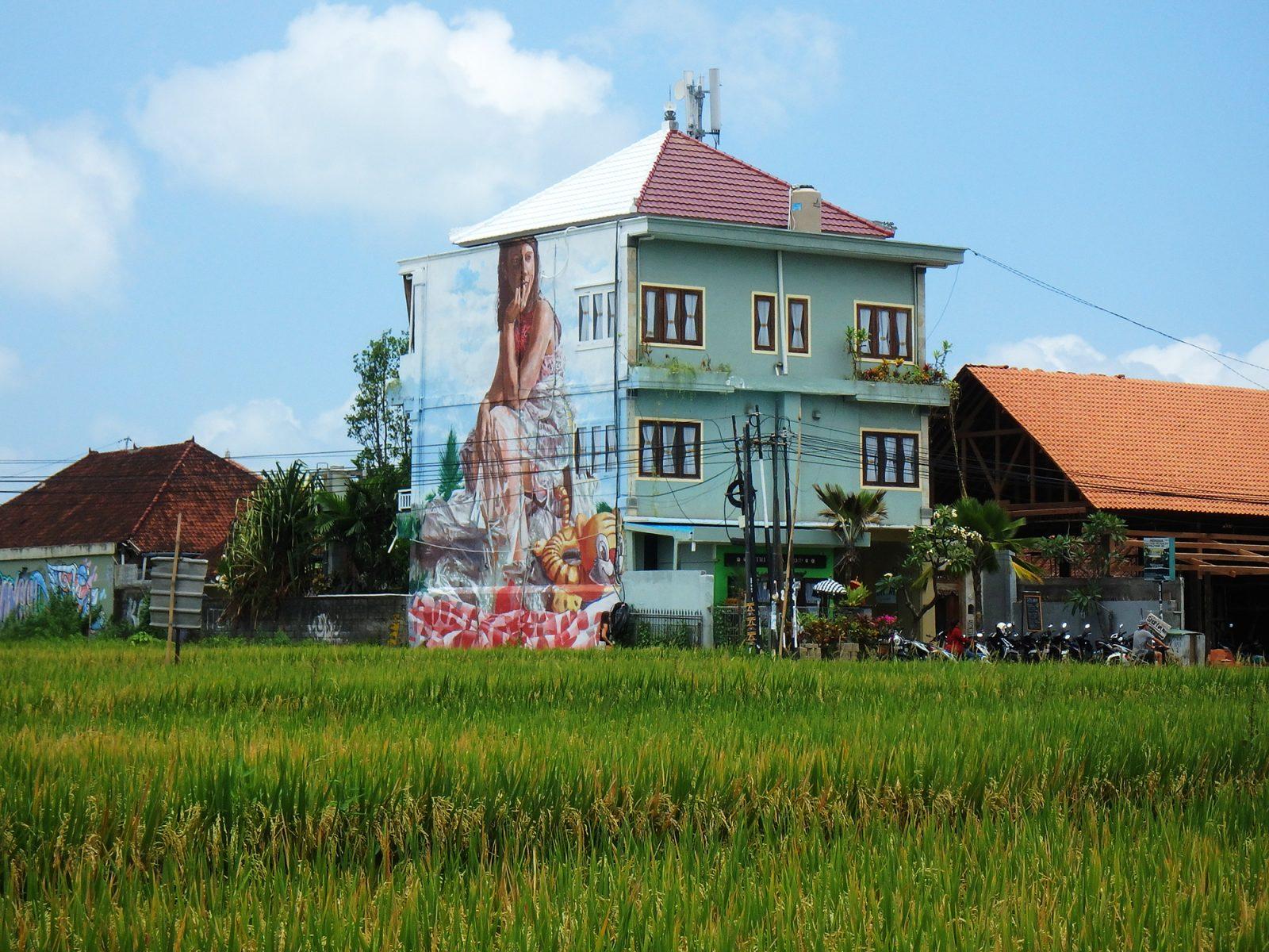 建物アート