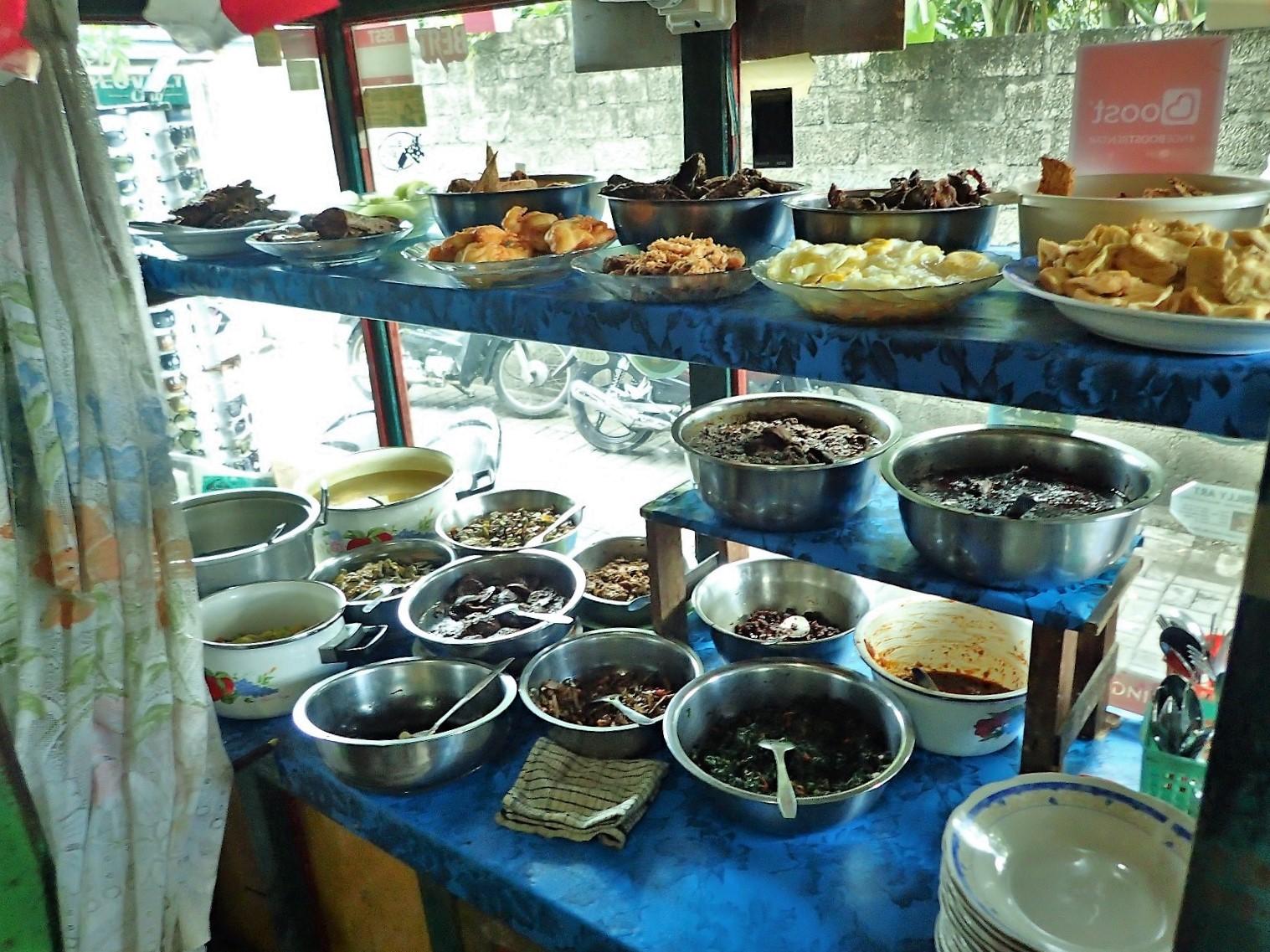 バリ島の美味しいワルン情報