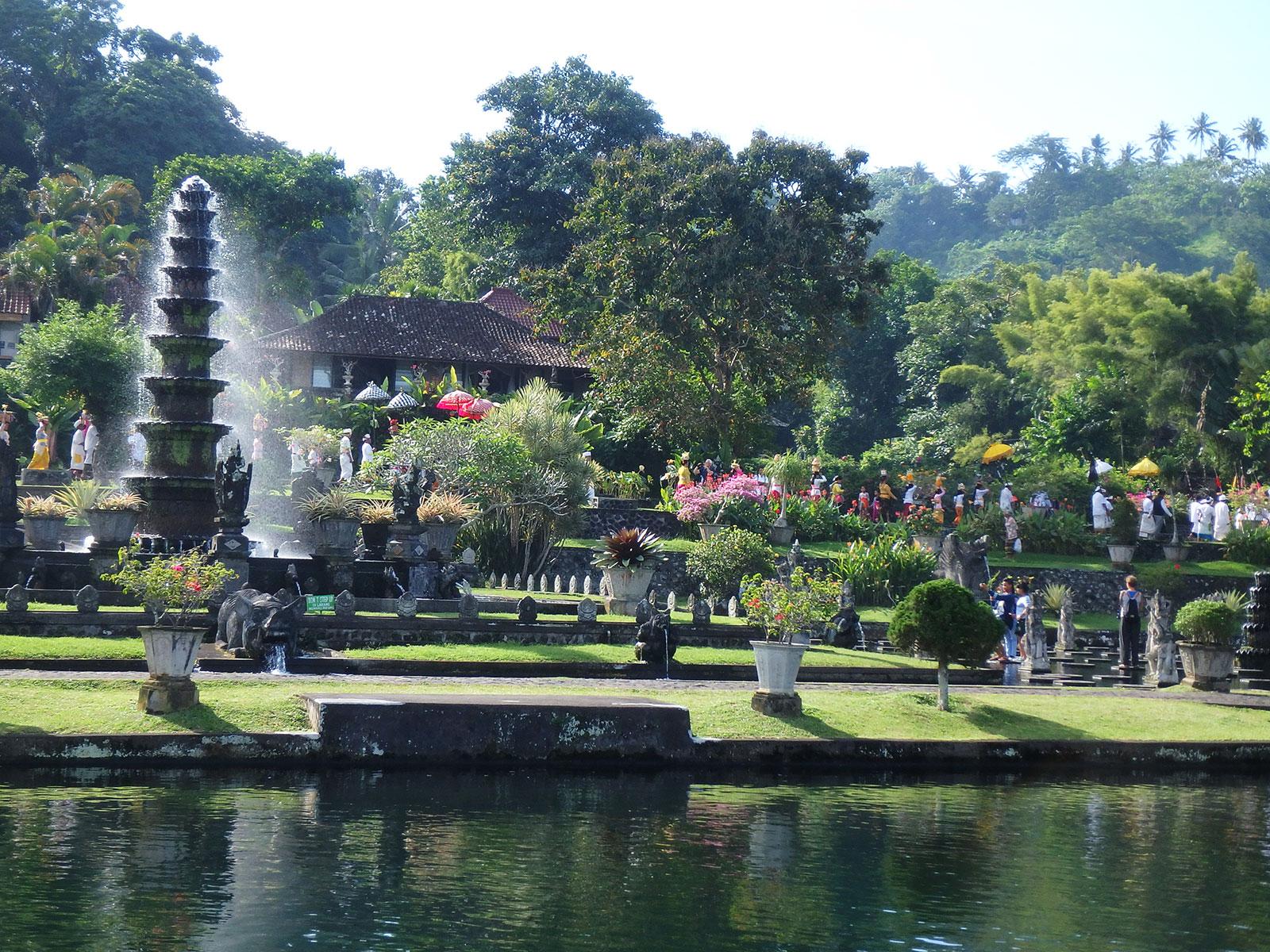 バリ寺院ティルタガンガ