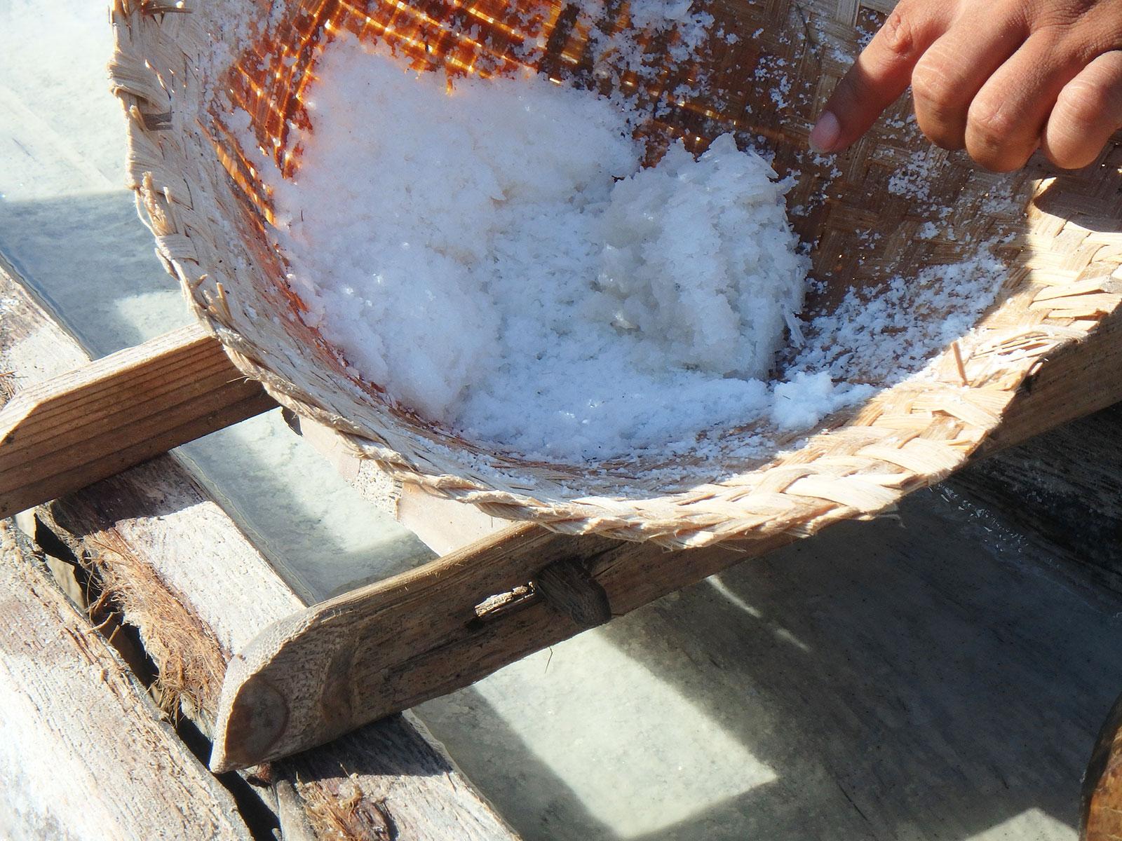 バリ クサンバ塩